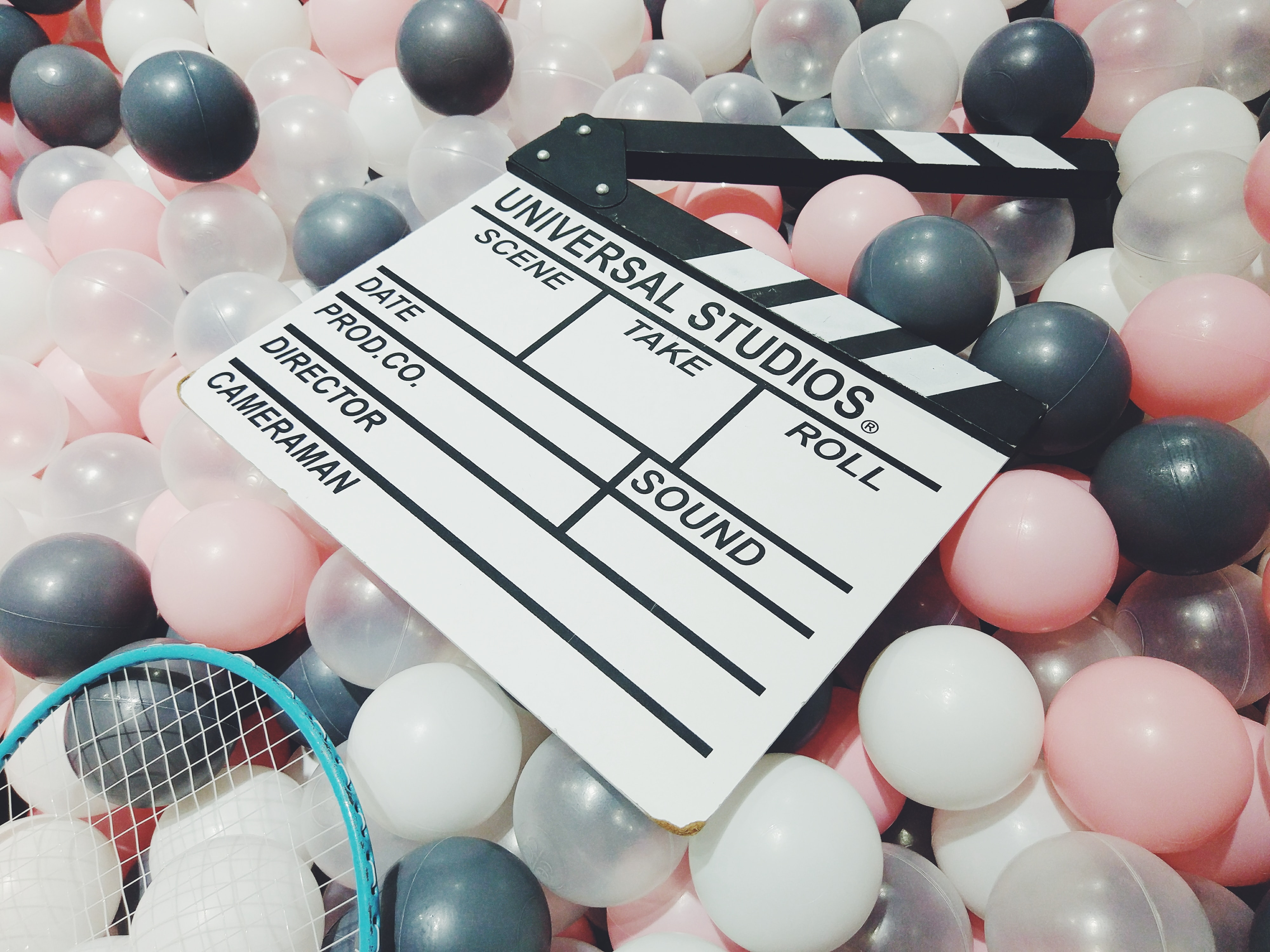 Using a Clapboard
