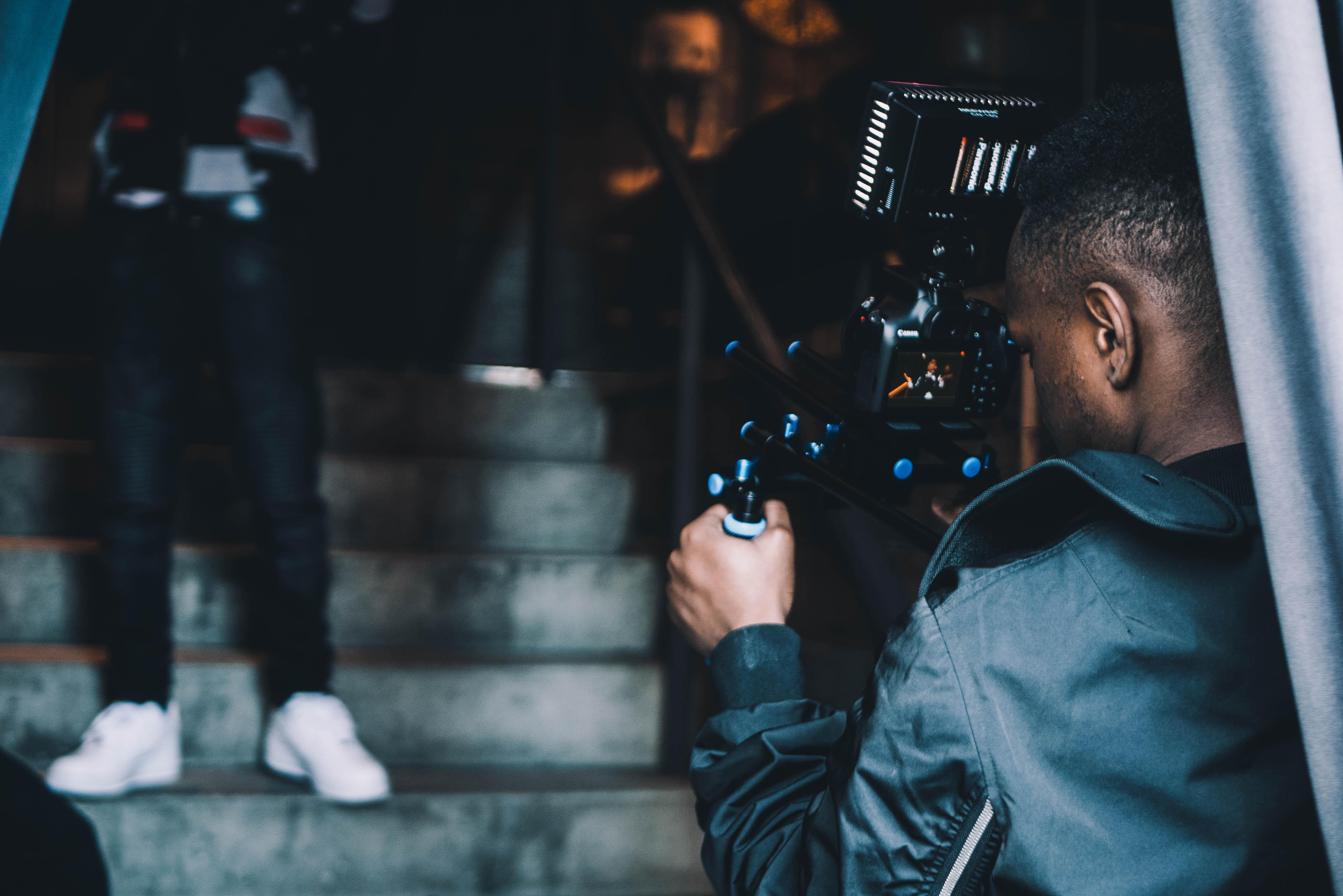 Filmmaker presence is everthing