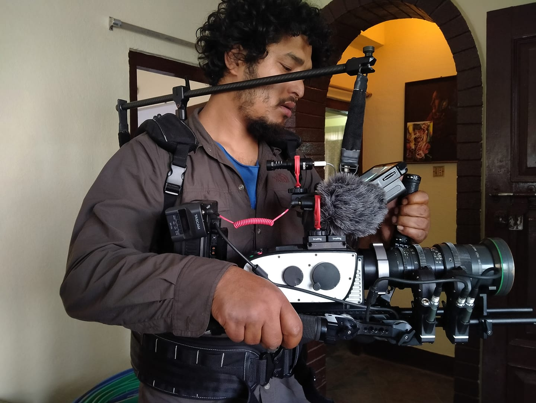 Cinematographer Chintan Rajbhandari – Interview at Republican The week