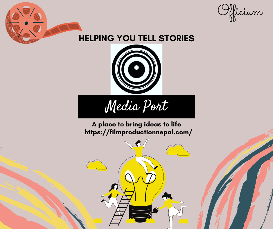 Media Port: A Place to Bring Ideas to Life